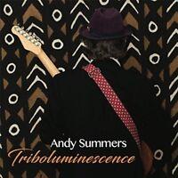 Andy Summers Triboluminescence (Uk) vinyl LP NEW sealed