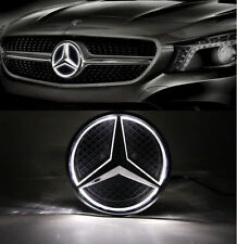 LED Light Front Grille Grill Star Emblem for Mercedes Benz 2015-2017 GLC GLE GLS