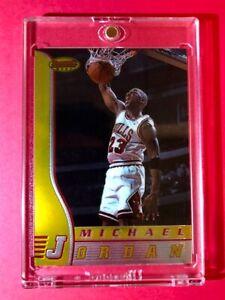 Michael Jordan MINT RARE BOWMAN'S BEST 1996-97 CHICAGO BULLS INVESTMENT CARD