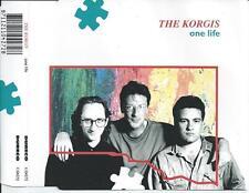 THE KORGIS - One Life CD SINGLE 3TR 1993 (DURECO) HOLLAND RARE!