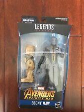Marvel Legends Ebony Maw W/ BAF! New! Thanos Avengers MCU X-Men Endgame
