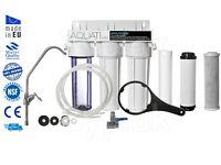 Premium 3 Stage Home Kitchen Under-sink Drinking Water Filter System