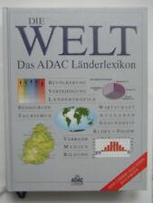 Buch Die Welt ADAC Länderlexikon Lexikon Länder Daten Fakten Nachschlagewerk