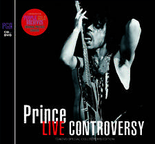 PRINCE  LIVE CONTROVERSY 1981 PGA New Press   1xCD+1×DVD ■ F/S