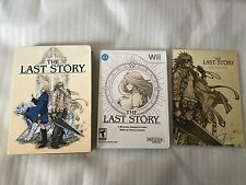 The Last Story Nintendo Wii Limited Edition Perfect Disk No Soundtrack