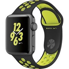 Apple Watch Nike+ 38mm Space Gray Aluminum Case Nike Band GPS