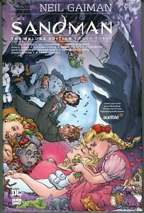 SANDMAN DELUXE EDITION BOOK THREE HC Neil Gaiman, P. Craig Russell MINT!