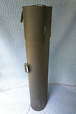 """New ListingBlack Video Equipment Travel Tube Case 58"""" Long -Tripods, jibs, light stands"""