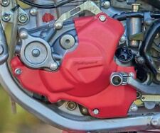 Partes electrónicas e ignición rojos para motos Honda