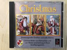 Christmas Grafiken und Motive (Weihnachten) - Grafik CD-ROM