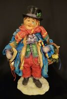 Vtg Department 56 In The Spirit A Christmas Carole Bob Cratchit Figurine Dickens