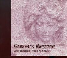 Naxos - Gabriel's Message - One Thousand Years of Carols