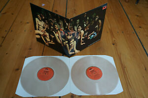 The Jimi Hendrix Experience: Electric Ladyland - Polydor 2612 037 - clear vinyl