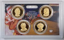 2008 United States Presidential Proof Set With Box and COA