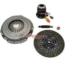 GF CLUTCH KIT+SLAVE for 93-96 FORD BRONCO F150 F250 TRUCK 4.9L 5.0L 5.8L 5 speed