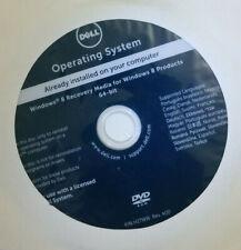 Windows 8  64-bit Operating System Betriebssystem DELL