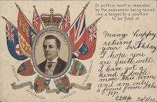 Joseph Chamberlain Political Postcard