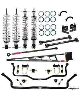 QA1 Level 3 Suspension Kit Handling Fits 93-02 Chevy Camaro- Pontiac Firebird *