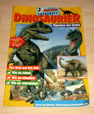 Micky Maus Extraheft - Dinosaurier - Walt Disney
