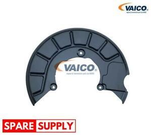 SPLASH PANEL, BRAKE DISC FOR AUDI SEAT SKODA VAICO V10-3893