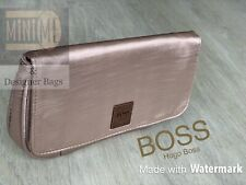 🆕💖💜Hugo Boss Gold Clutch Bag / Purse BRAND NEW SEALED💖💖💝