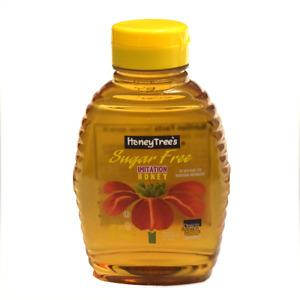 Honeytree Honey Sugar Free Imitation 12-Ounce Bottles Pick Your Qty Exp 05/27/22