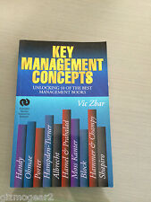 Key Management Concepts: Unlocking 10 of the Best Management Books: Unlocking...
