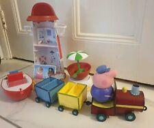 Peppa Pig Lighthouse & Train