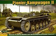 Ace Models 1/72 PIONIER-KAMPFWAGEN II German WWII Pioneer Vehicle