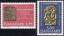 Denmark 1993 Gold/Metals/Statues/Treasure Trove/Heritage/History 2v set (n19838)