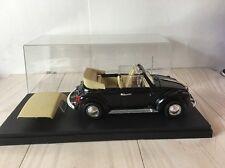 Polistil S-15 Volkswagen Beetle Kafer Black