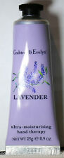 Crabtree & Evelyn LAVENDER Ultra Moisturising Hand Therapy Cream 25g