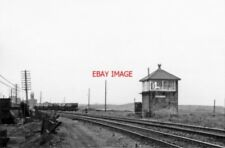 PHOTO  BLACKHALL ROCKS RAILWAY STATION CO DURHAM SITE 1970 NER NEWCASTLE - SUNDE