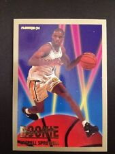Rookie Single-Insert Basketball Trading Cards 1993-94 Season