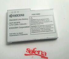 OEM Sanyo Kyocera SCP-36LBPS Cell Phone BATTERY 1130mAh Zio 8600 M6000 36LBS