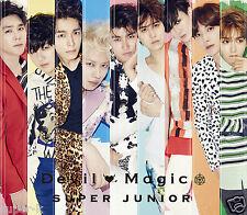 SUPER JUNIOR Japan 7th Single [Devil / Magic] (CD + DVD)