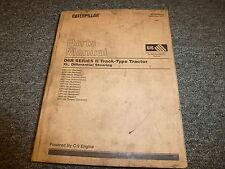 Caterpillar Cat D6R Series Ii 2 Track Type Tractor C9 Engine Part Catalog Manual