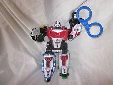 Power Rangers SPD Delta Force Megazord Transformer Vehicles 5 zords into 1