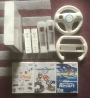 Nintendo Wii Bundles - Choose your Product - Consoles, Games, Remotes etc