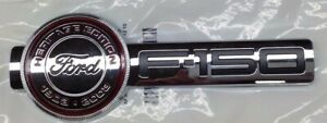 NEW FORD F-150 HERITAGE EDITION EMBLEM