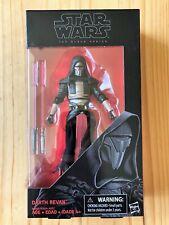 Star Wars Black Series DARTH REVAN 6 inch Brand New Unopened MIB