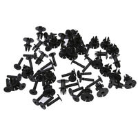 30x Side Sill Skirt Trim Clip Fastener Retainer Rivet For Bmw 1 3 6 Series