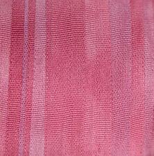 Rose ruban de soie 100% Pure 7 MM broderie main teinte cherry blossom - 3mtr