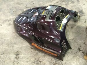 ARCTIC CAT PANTERA 600 PURPLE #1718-004 **USED**