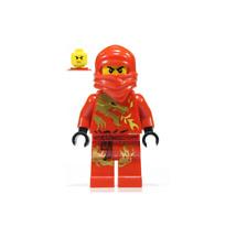 NEW LEGO Kai DX (Dragon eXtreme Suit)  FROM SET 2507 NINJAGO (njo009)