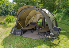 Anaconda Cusky Prime Dome 190 Zelt Angelzelt Karpfenzelt Campingzelt Bivvy
