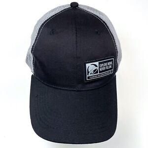 Taco Bell 'Explore More Never Follow' Logo Employee Hat Cap Mesh Uniform