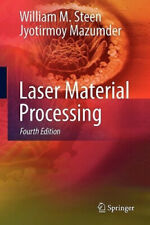 Laser Material Processing by William M. Steen.