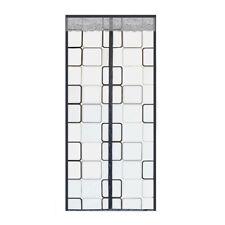 1 Pieces Household Plastic Door Curtain Easy To Install Screen Door Closure