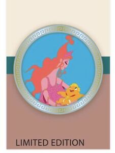 DISNEY Hercules Mother's Day pin DEC Employee Center LE250